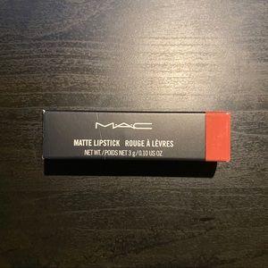 MAC Cosmetics Makeup - Mac Cosmetics Lipstick (Velvet Teddy)
